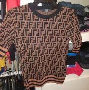 Fendi Tops - Fendi sweater top